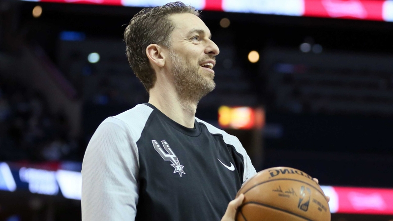 42d96a622 Sport  Pau Gasol s departure doesn t change much for the Spurs ...