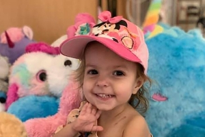This 2-Year-Old Was Diagnosed with a Rare Form of Ovarian Cancer