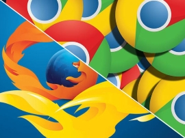 Tech & Science : Chrome and Firefox are borrowing from each