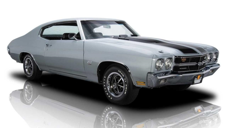 1970 Chevrolet Chevelle SS LS6 Is Still The King Of The Street