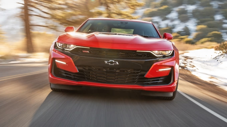 Reviews 2019 Chevrolet Camaro Ss First Test 10 Speeds All The