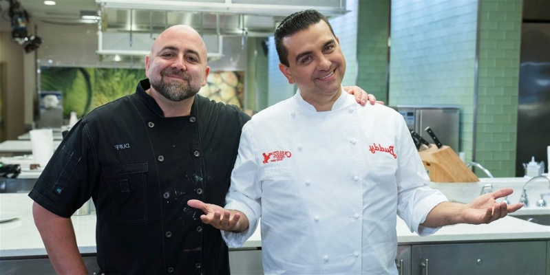 Food Buddy Valastro And Duff Goldman Are Finally Going Head To Head