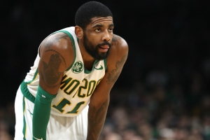 Kyrie Irving in no mood for media after Celtics loss