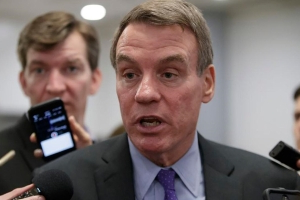 Mark Warner says there's 'enormous' evidence of Russia-Trump collusion