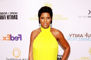 Tamron Hall Is Pregnant With Her First Child