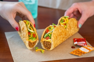This New Taco Is Basically Taco Bell's Answer to the Party Sub