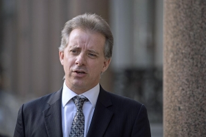 Trump-Russia dossier author Christopher Steele backs out of public appearance