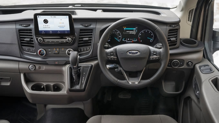 Reviews: 2020 Ford Transit First Look: Keeping Transit