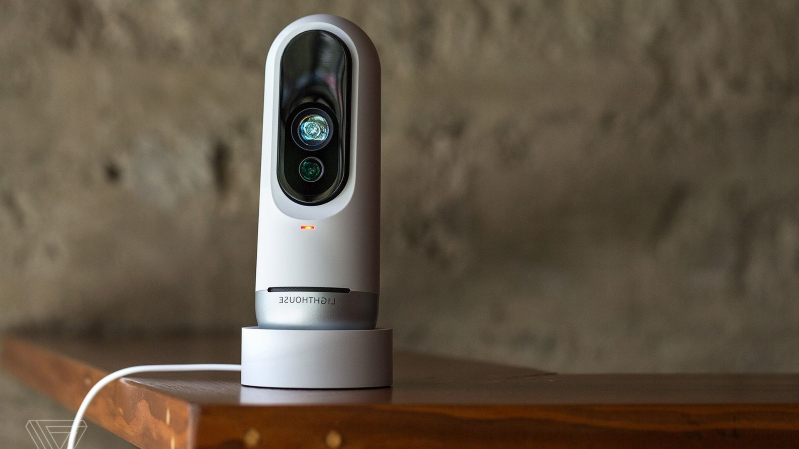 Apple acquires patents from AI security camera maker Lighthouse