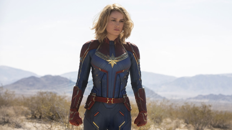Brie Larson on Mastering the 'Captain Marvel' Face After Nine Months of Training
