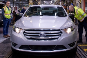 Ford Taurus Production Ends in the U.S.
