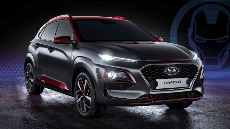 Hyundai announces Iron Man Kona pricing