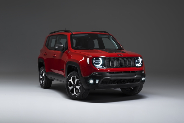 2020 Jeep Renegade Hybrid Debut Details >> Reviews Jeep Will Offer Renegade And Compass Phevs For 2020
