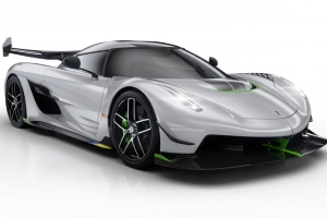 Koenigsegg Jesko shocks at Geneva: $3 million, 1,600 horsepower
