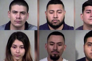 MS-13 gang member, 5 others arrested in Arizona drug bust, officials say