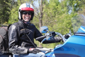 On 25th anniversary, Kyle Petty Charity Ride will be longest yet