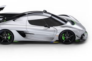The 1,600-HP Koenigsegg Jesko Has One of the Craziest Gearboxes We've Ever Heard Of
