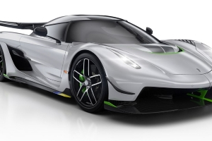The Koenigsegg Jesko Has 1600 HP and Promises a 300-MPH Top Speed