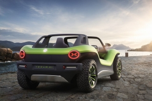 Volkswagen's Latest I.D. Concept Is an Electric Dune Buggy Built Purely for Fun