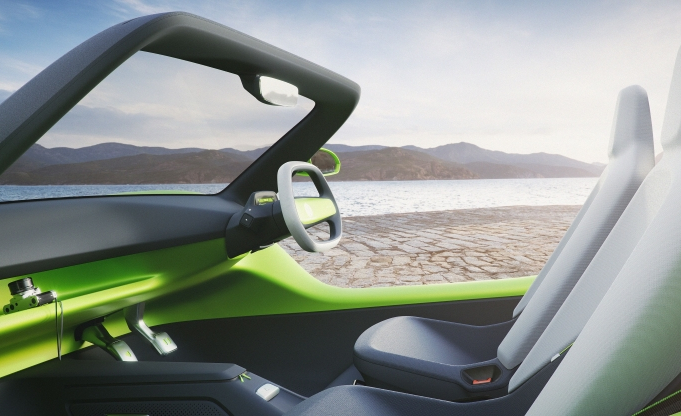 Auto Shows: Volkswagen's Latest I D  Concept Is an Electric