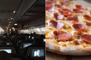 Air Canada pilot orders 23 pizzas to Halifax-bound plane stranded on tarmac