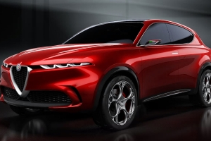 Alfa Romeo Tonale Concept First Look: Concept in Name Only?