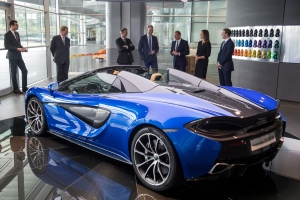 McLaren 720S Spider review - a drop-top supercar without compromise?