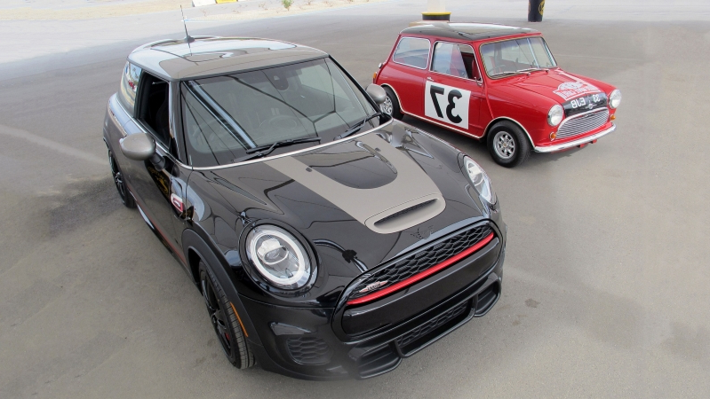 Reviews Review 2019 Mini John Cooper Works Hatchback Pressfrom