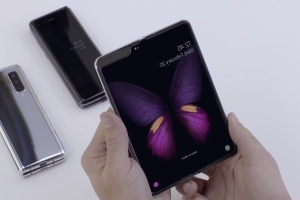 Samsung said to be working on two more foldable phones