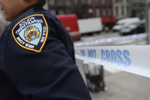 Uber passenger shot dead by bicyclist in Brooklyn precinct where extra cops are battling rising murder rate