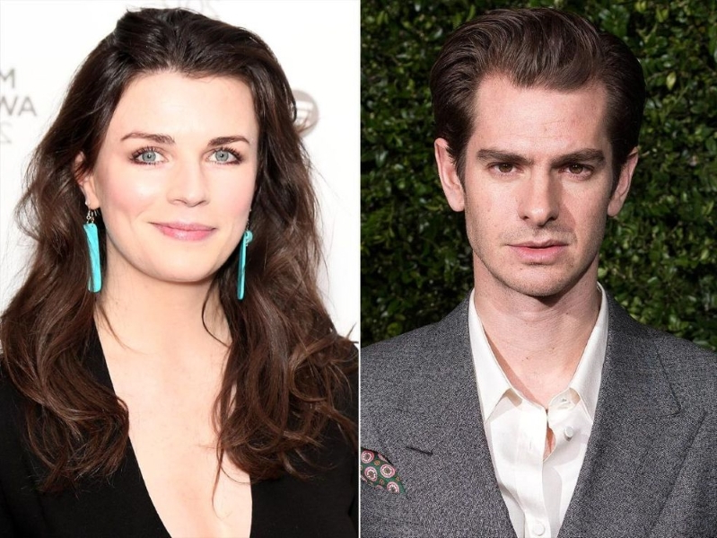 Andrew Garfield and Irish Actress Aisling Bea Spark Dating Rumors as They're Seen Out Together