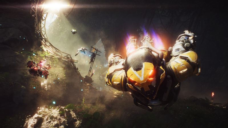 Technology: 'Anthem' PlayStation 4 Crash Fix is Coming, No Consoles