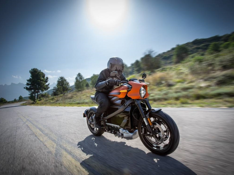 Harley-Davidson Releases Performance Numbers On The LiveWire