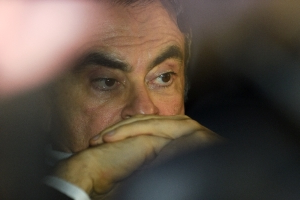 No internet and cameras at the door: Ghosn's bail conditions