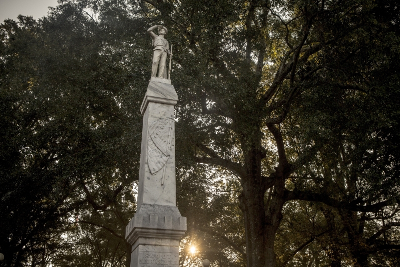 Ole Miss students vote to remove Confederate statue from campus center