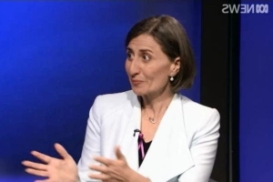 'Absolutely white-hot': Berejiklian, Daley face off in first TV debate