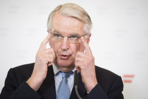 Michel Barnier offers UK a new Brexit deal with just 21 days to go to the deadline