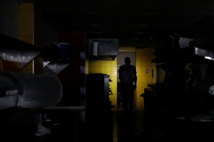 Power outage reported throughout much of Venezuela