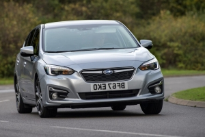 Subaru Impreza review: left-field family hatchback choice