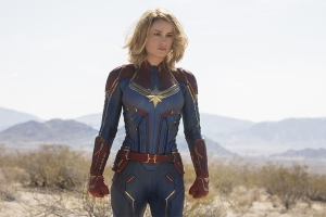 'Captain Marvel' Flying to $150 Million-Plus Opening in North America