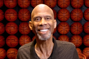 Kareem Abdul-Jabbar's classy message for LeBron James