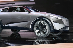 Nissan IMQ Concept First Look: GT-R Killing CUV?!