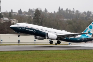 Boeing 737 MAX 8 in second crash in months
