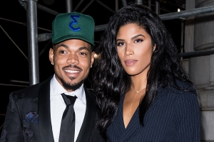 Chance The Rapper Ties The Knot With Kirsten Corley In Star-Studded Ceremony