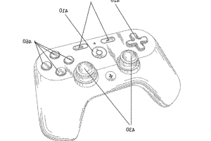 Google patent shows possible controller design for its game streaming service