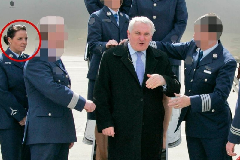 Irish jihadi suspect Lisa Smith worked as flight attendant on government jet