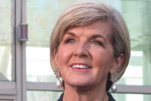 'You don't go out drinking with the boys': Bishop guarded on future after politics