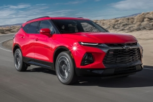 2019 Chevrolet Blazer RS First Test: The Camaro of Crossovers