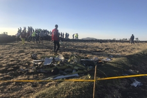 Air Canada, WestJet fly 37 planes of the type that crashed in Ethiopia