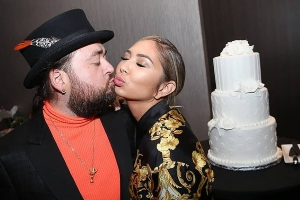 Chumlee is getting married! Pawn Stars favorite throws pre-wedding celebration with fiancée Olivia Rademann... after losing 100lbs